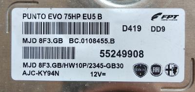 Centralina mjd 8F3.GB 55249908